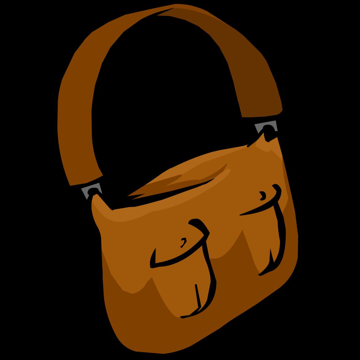 Messenger club penguin wiki. Mail clipart mail bag