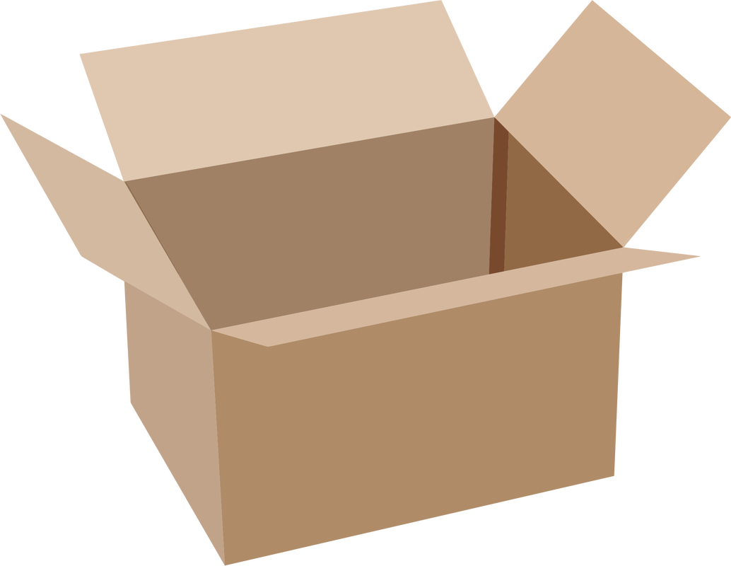Boxes annex fedex fasc. Mail clipart mail package