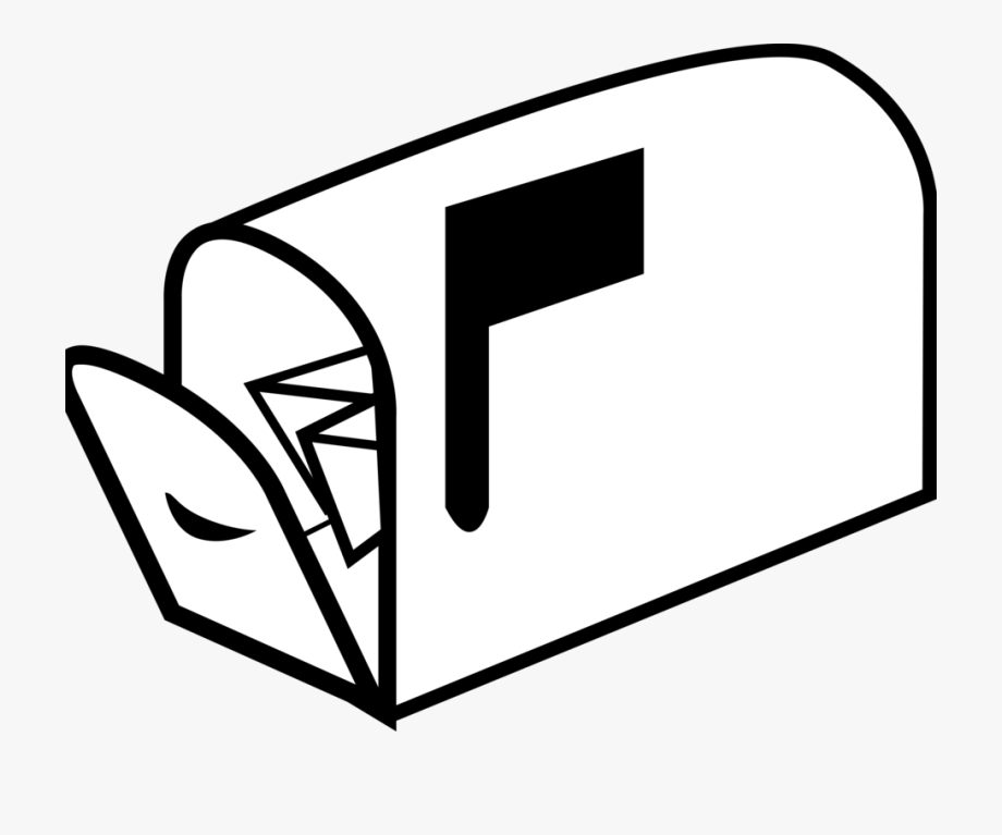 Letter box clip art. Mail clipart mail package