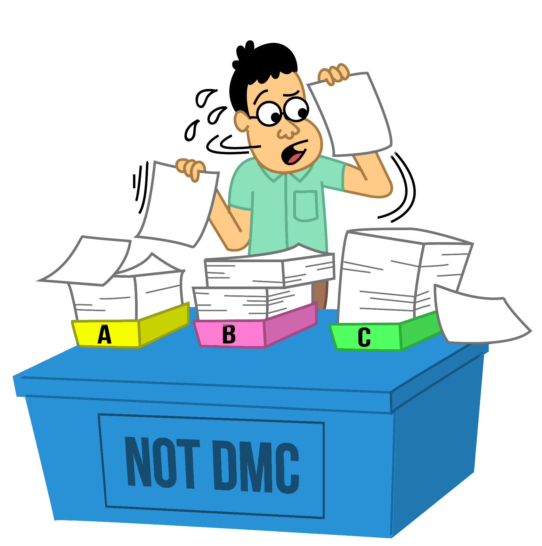 Direct printing solutions centredirect. Mail clipart mail room