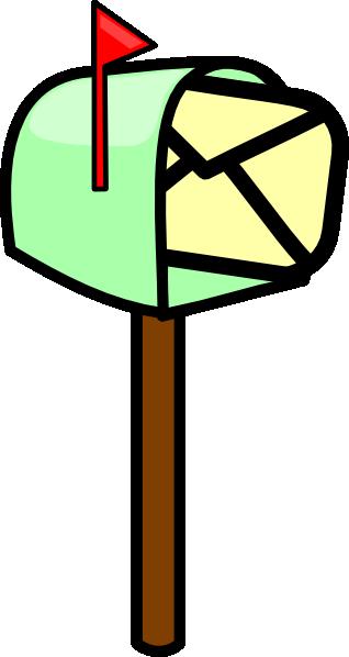 Mail clipart mailbox. Clip art kiaavto clipartix