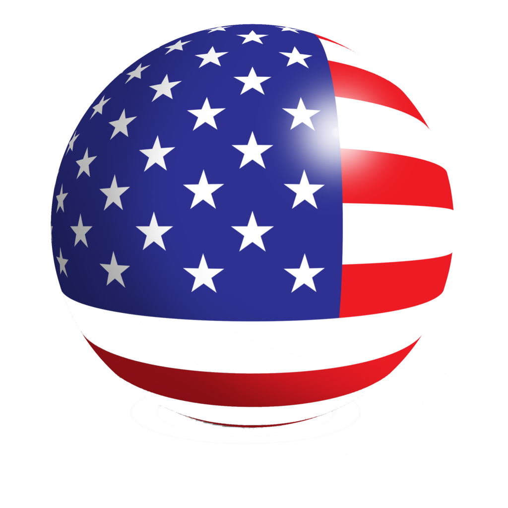 American flag vector png. Us mail forwarding service