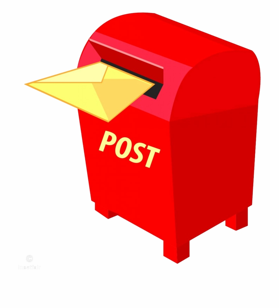 Mail clipart postbox. Mailbox png box free
