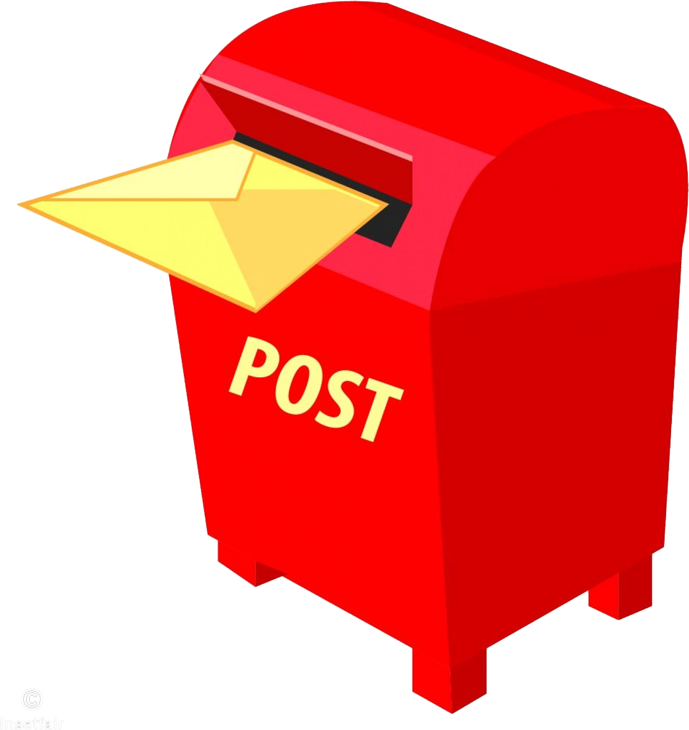 Postbox png images free. Mailbox clipart mailbox post office