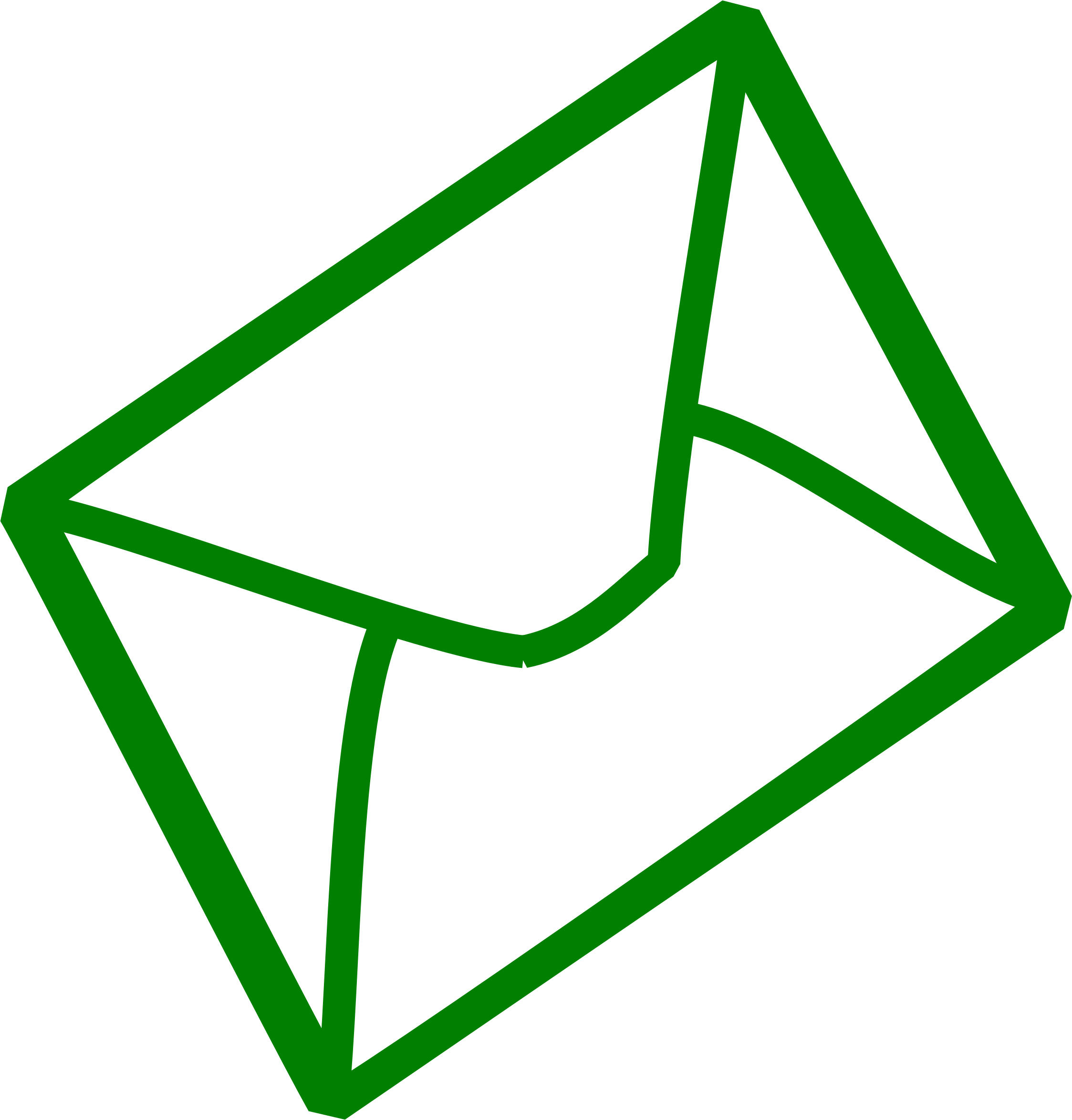 Mail clipart simple. Generic big image png