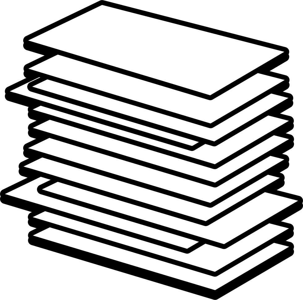 Stationery svg png icon. Envelope clipart stack envelope