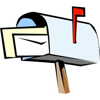 Mailbox clipart. Free pictures clipartix mail