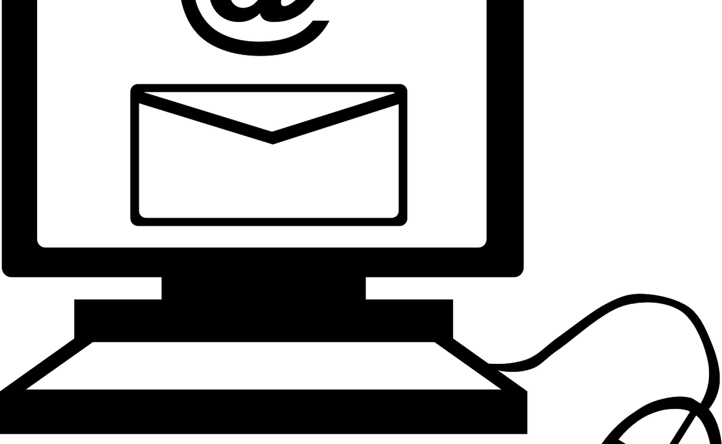 Mailbox clipart animated. Inspirational of email transparent