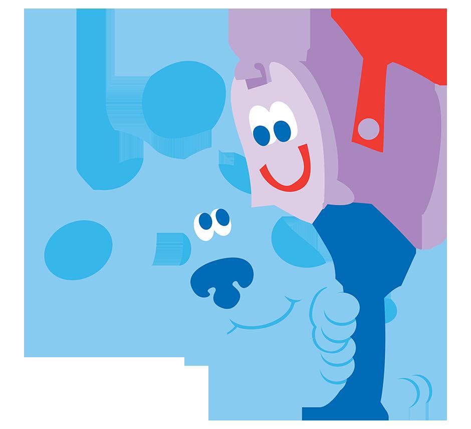 Mailbox clipart blues clue. Blue s clues in