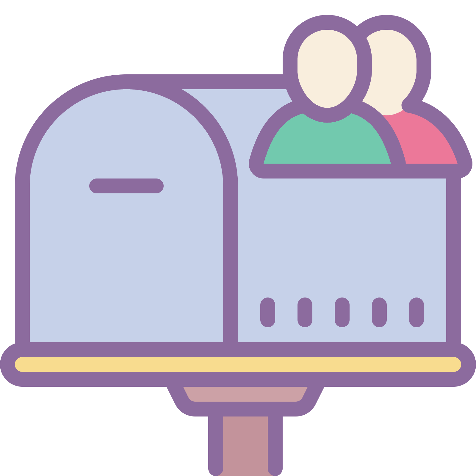 Mailbox clipart buzon. Shared png icon