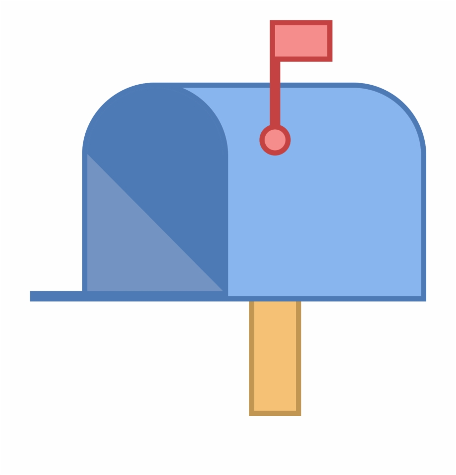 Mailbox clipart closed. Great open transparent png