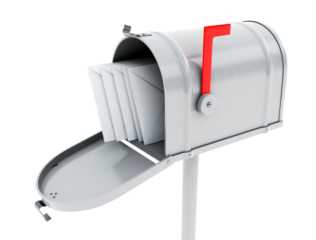 Mailbox clipart direct mail. Why should be getting