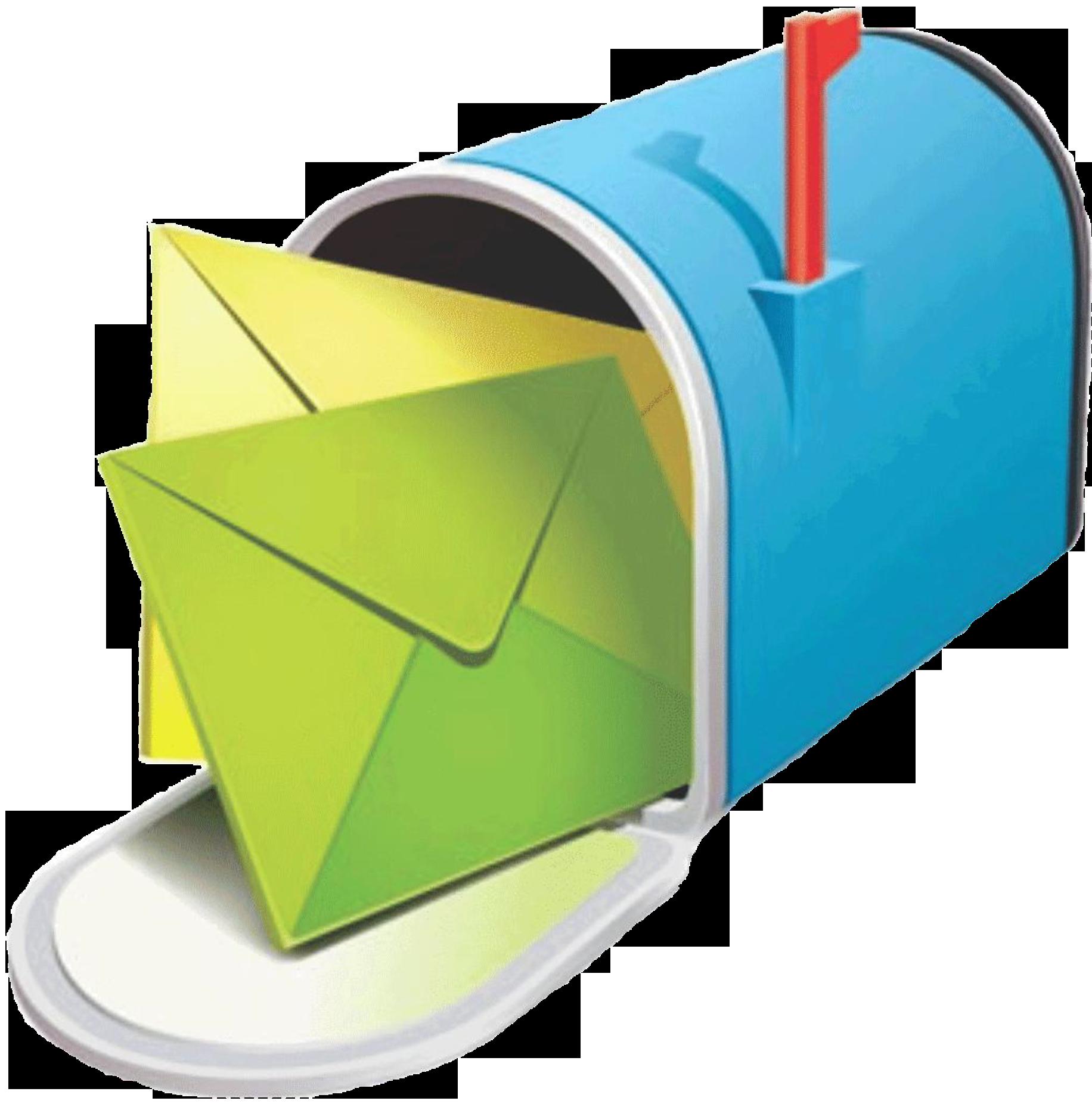 Mvqg. Mailbox clipart full mailbox
