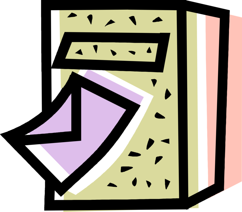Mailbox clipart incoming mail. Letter box or receives