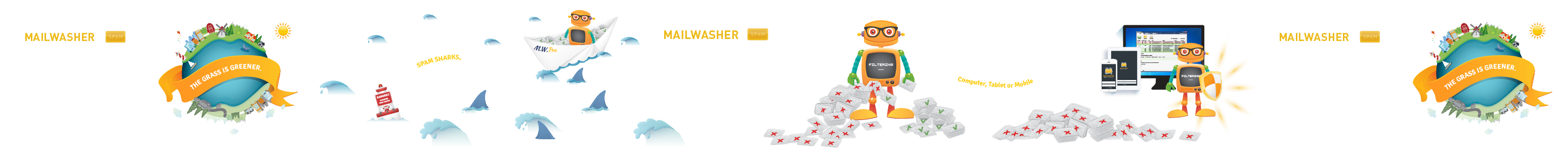 Mailwasher free the popular. Mailbox clipart junk mail