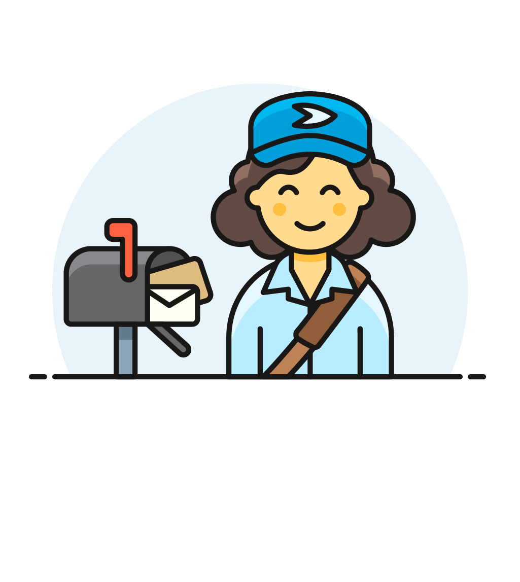 Mailbox clipart mail truck. Icon image creator pushsafer