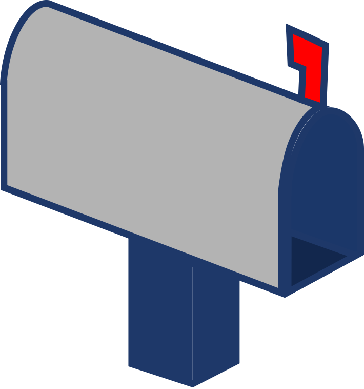 Usps sustainability report vehiclesdeliver. Mailbox clipart postal service