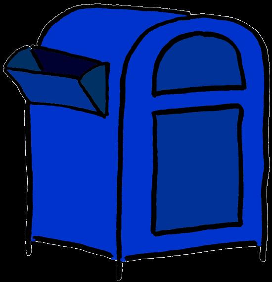 Mail clip art post. Mailbox clipart postal system