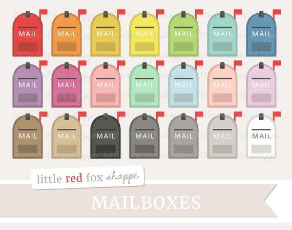Mailbox clipart postal system. Mail box clip art