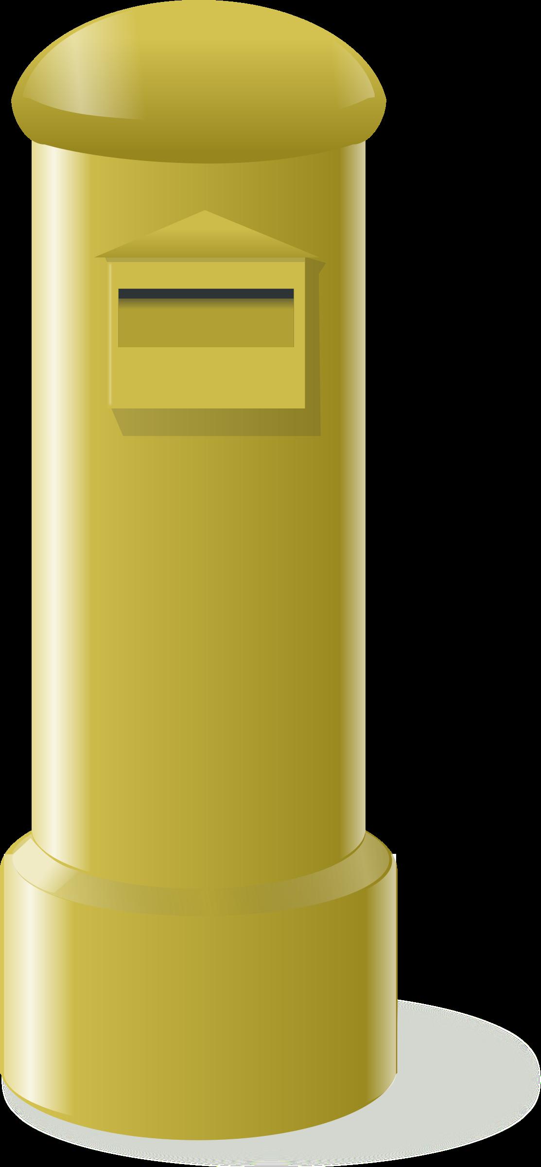Mailbox clipart postbox. Correos big image png