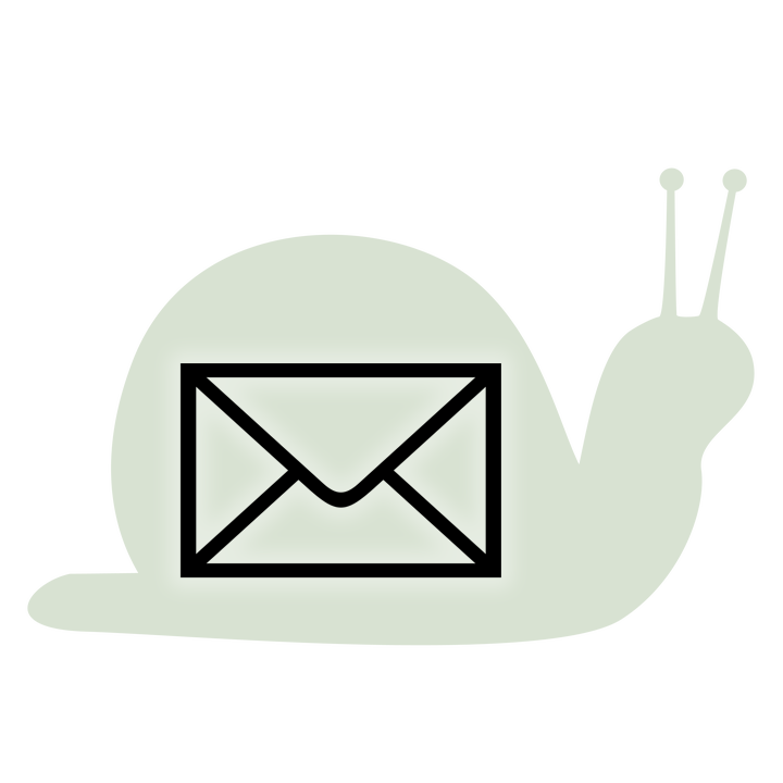 Data . Mailbox clipart snail mail
