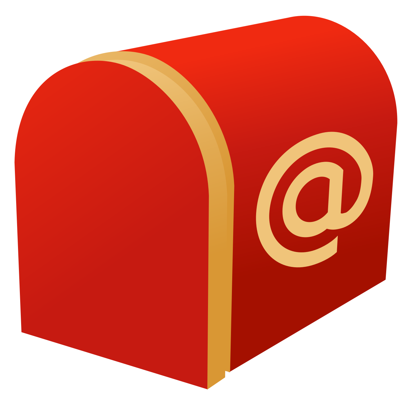 Mailbox clipart svg. Big image png