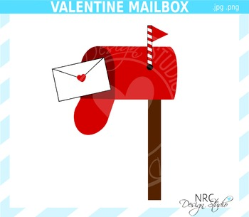 Mailbox clipart valentine. Commercial use