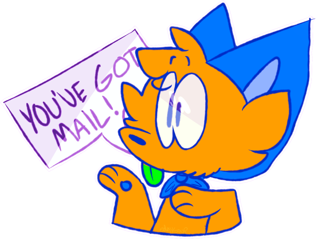 Mailbox clipart youve got mail. By edgysoup on deviantart