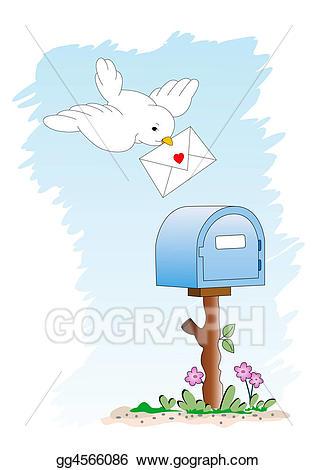 You ve stock illustration. Mailbox clipart youve got mail