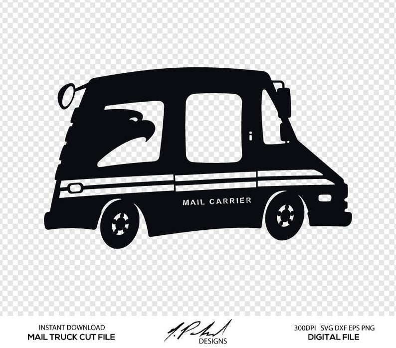 Mailman clipart car, Mailman car Transparent FREE for ...Usps Delivery Truck Clipart