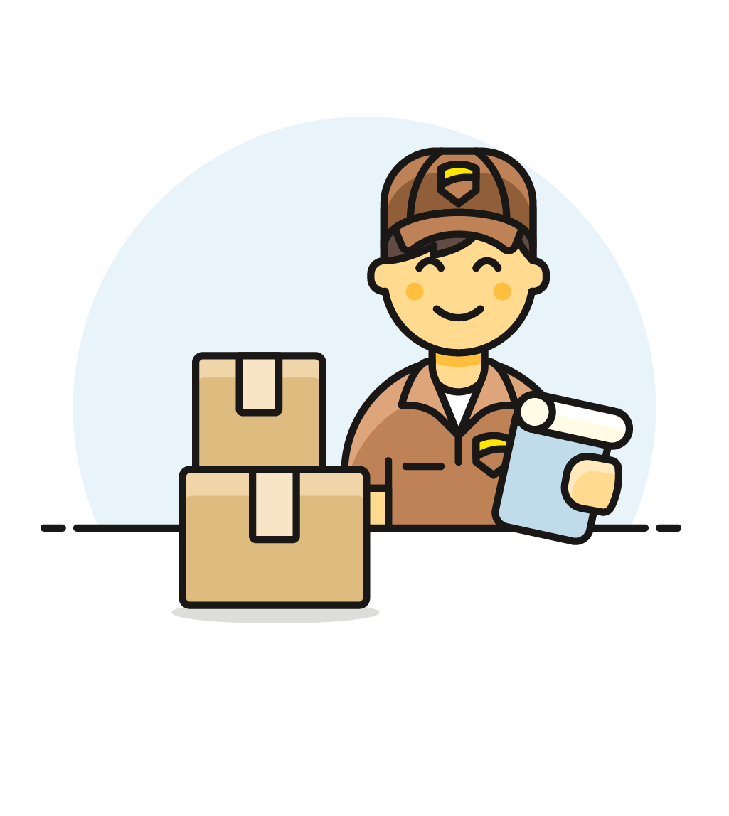 mailman clipart mail delivery #126142102