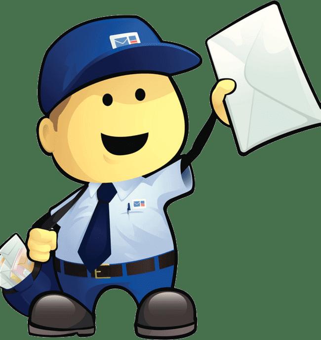 Mailman postal service