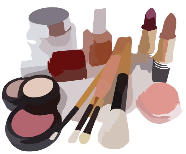 Makeup clipart. Cosmetics clip art at