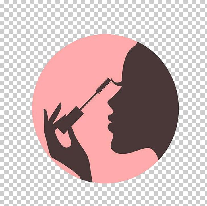 Cosmetics beauty png anime. Makeup clipart icon