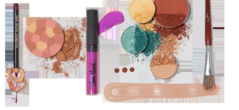 Kit products png transparent. Makeup clipart makeup box