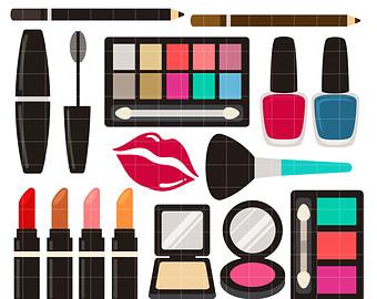Make up kid cliparting. Makeup clipart makeup box