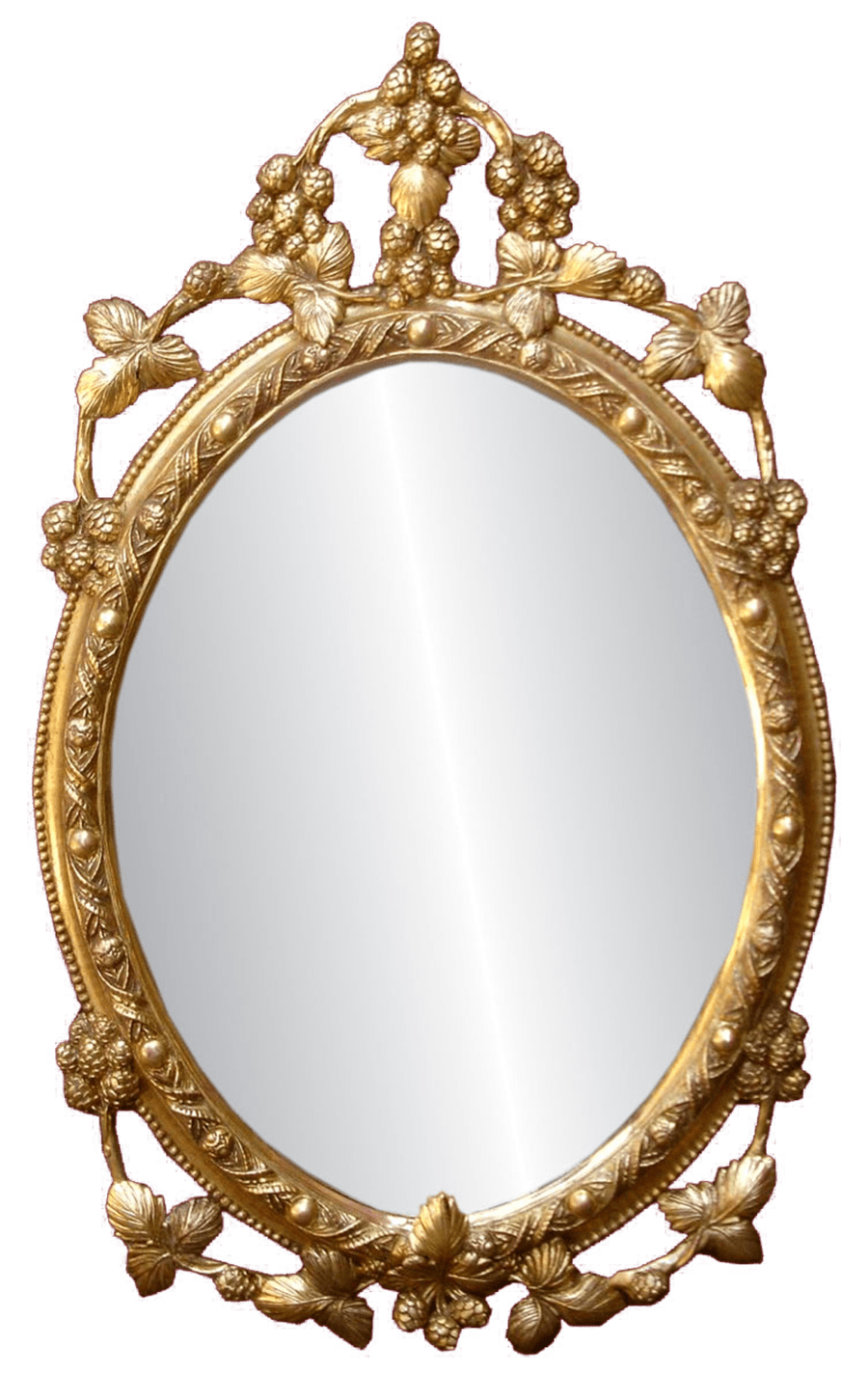 Oval transparent png stickpng. Square clipart square mirror