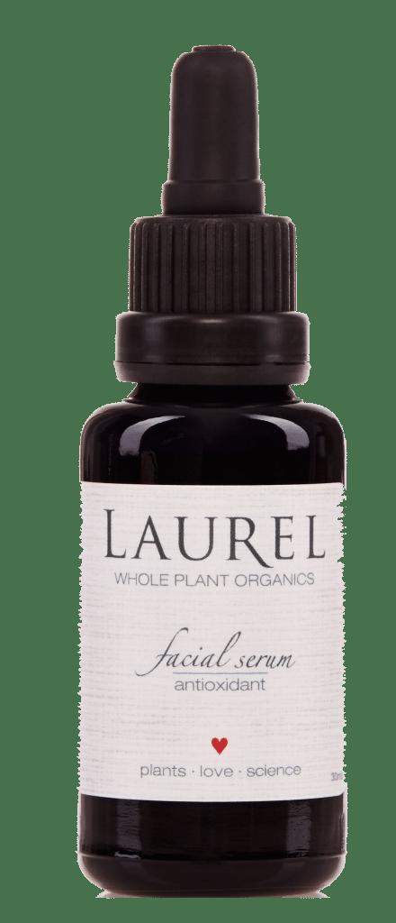 Antioxidant Facial Serum by Laurel Whole Plant Organics