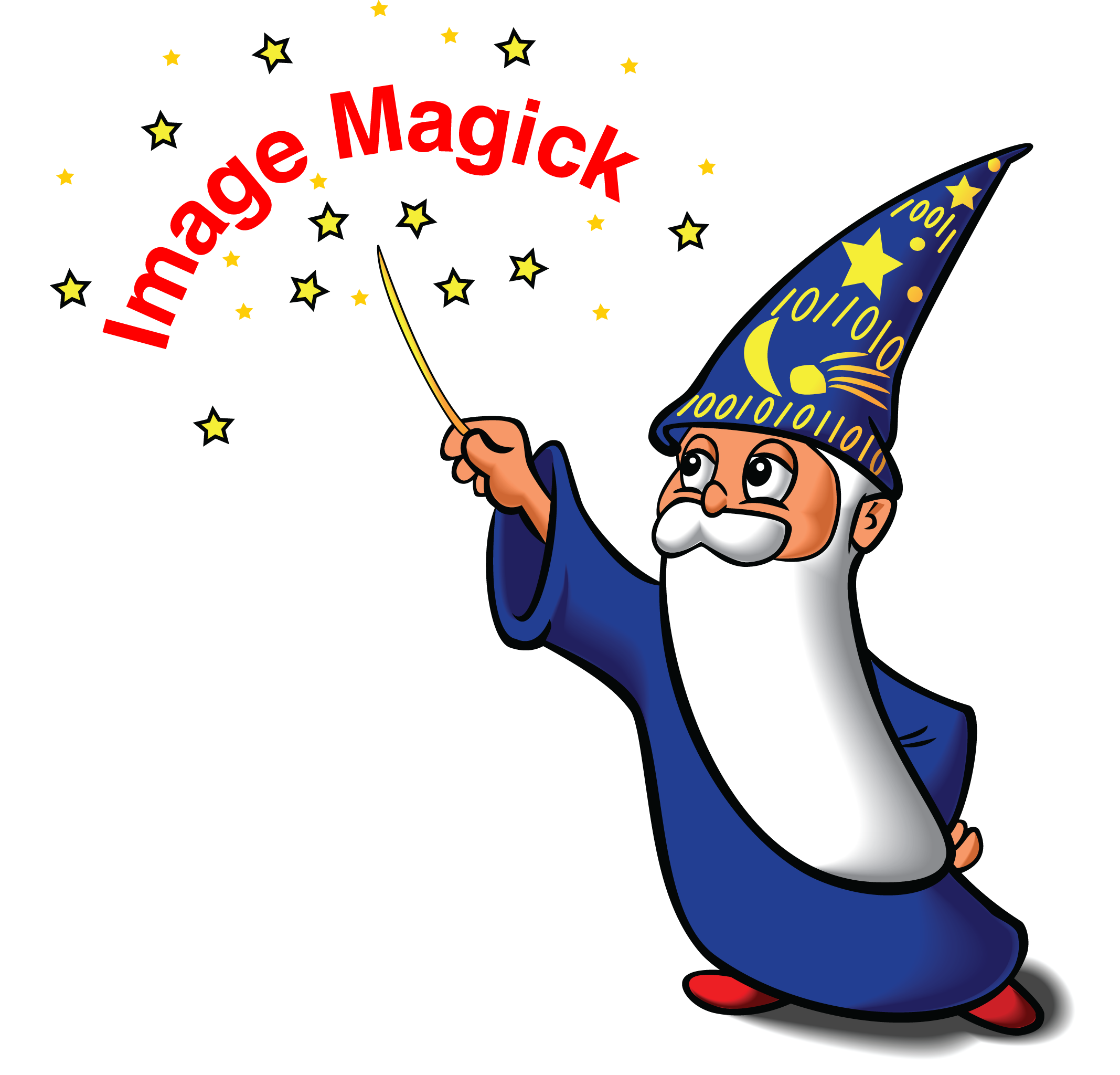 Formats imagemagick logo . Making png files