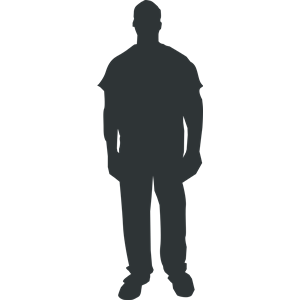Male clipart 1 person. Free number cliparts download