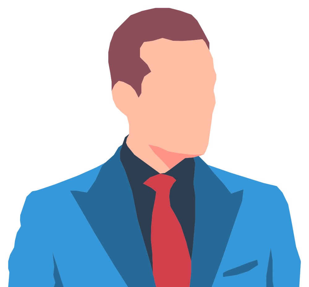 Male clipart blank man. Onlinelabels clip art faceless