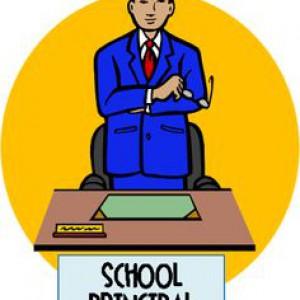 If i were a. Male clipart school principal