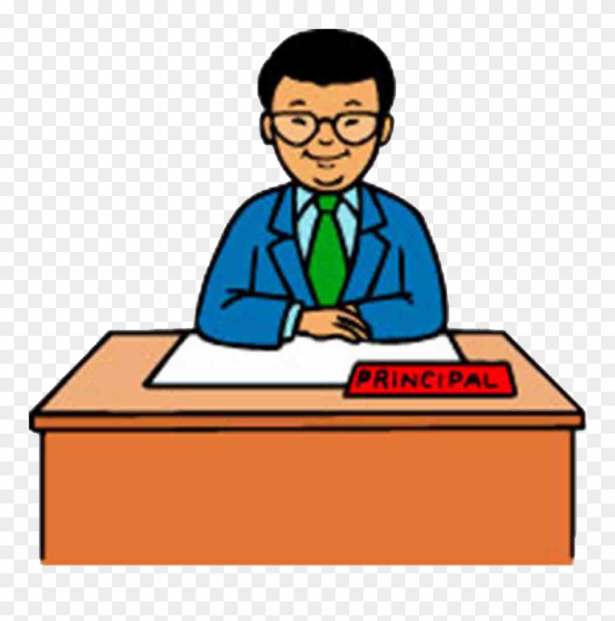Male clipart school principal. Microsoft office collection