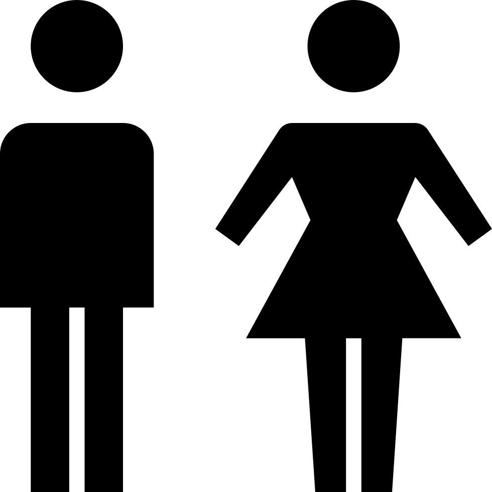Male clipart svg. Man woman png icon
