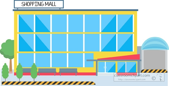 Mall clipart.  collection of shopping