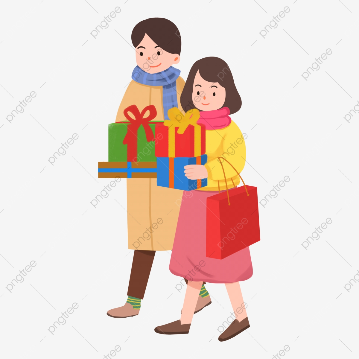 Shopping malls for men. Mall clipart cute