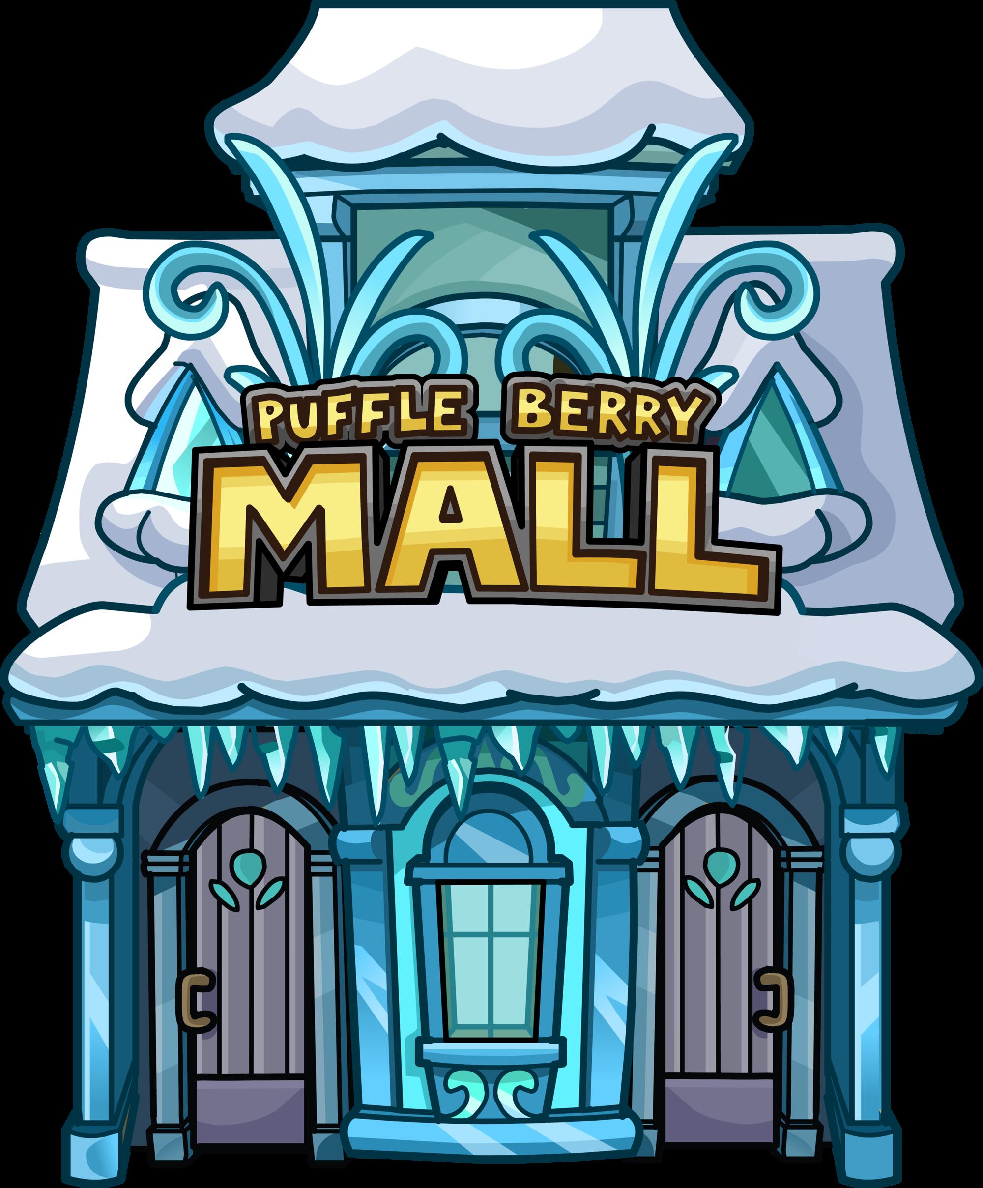 Mall club penguin wiki. Shop clipart shopping plaza
