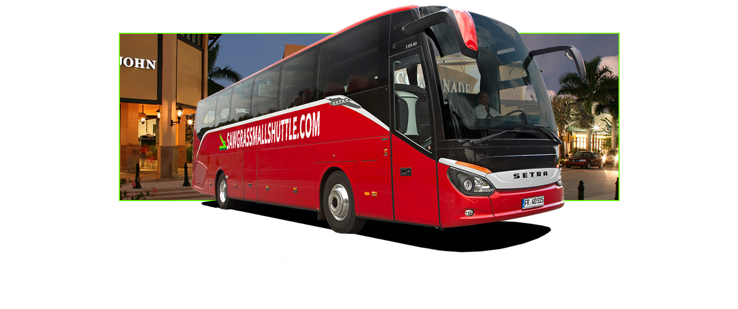 Mall clipart mall entrance. Sawgrass shuttle transportation to