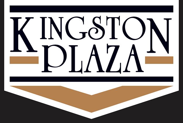 Kingston ny all roads. Mall clipart shopping plaza