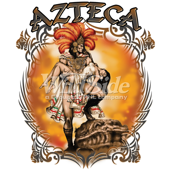 Warrior clipart woman warrior. Aztec transparent free on
